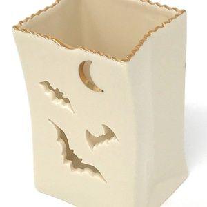 Lenox Flying Bat Votive Decorative Candle Holder